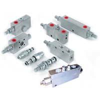Overcentre valves