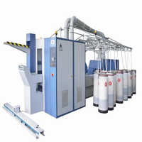 Textile drawing machine