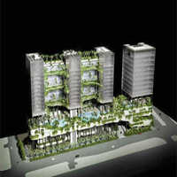 Hotel architectural services