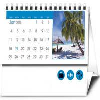 Advertising calendars