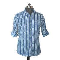 Casual linen shirt