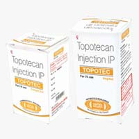 Topotecan injection