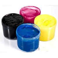 Printing ink chemicals