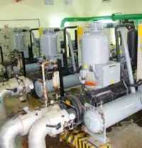 Air conditioning plants