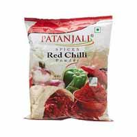 Patanjali red chilli powder