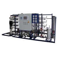 Filtration plant