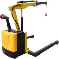Battery Operated Crane