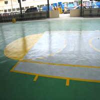 Industrial floor coating services