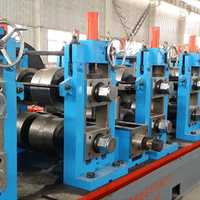 Cup down rolling mill