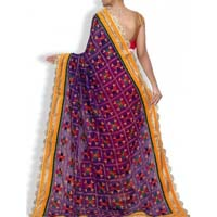 Phulkari sarees