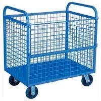 Scrap trolley
