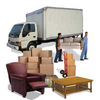 Household relocation services