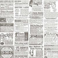 Newspaper classifieds