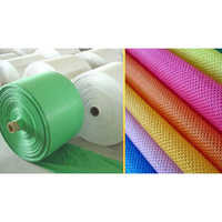 Laminated woven fabric