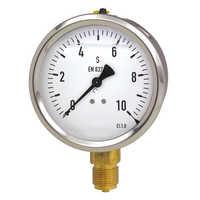 Mud pressure gauge