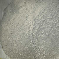 Refractory cement powder