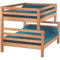 Double bunk bed