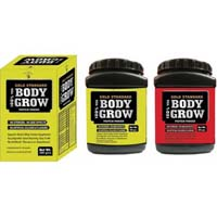 Body grow protein powder