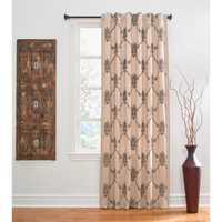 Viscose curtains