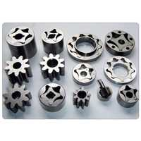 Oil pump rotor