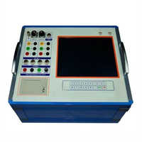 Circuit breaker analyzer