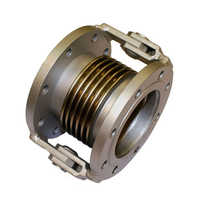 Single hinge expansion joints