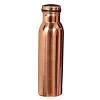 Brass bottle