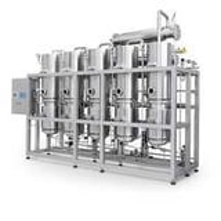 Solvent distillation equipment
