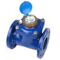 Enclosed type water meter