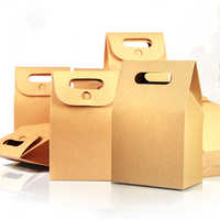 Packaging kraft paper