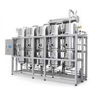 Water Distillation Plants