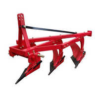 Plough machine