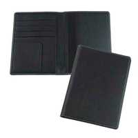 Leather passport wallets