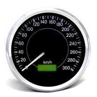 Automotive speedometers
