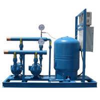 Pressure Booster System