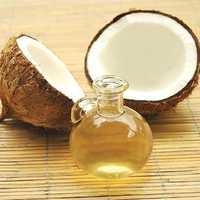 Crude coconut oil