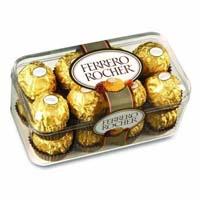 Fererro rocher chocolate