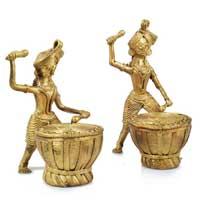 Dhokra handicraft