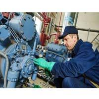 Air compressor repair services