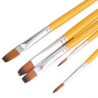Oil Paint Brush