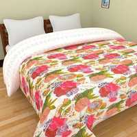 Hand painted quilt