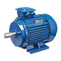 Multi speed motor