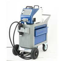 Shot peening equipment