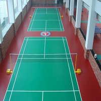 Pvc table tennis flooring