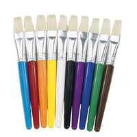 Flat Paint Brushes