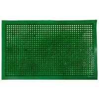 Plastic door mat
