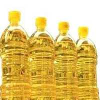 Mustard oil bottle