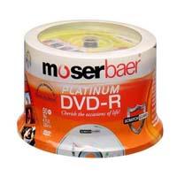 Moserbaer Dvd