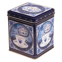 Printed square cans