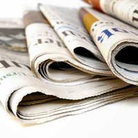 Newspaper pamphlet services